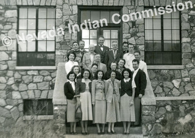 Stewart Indian School Alumni, Date Unknown