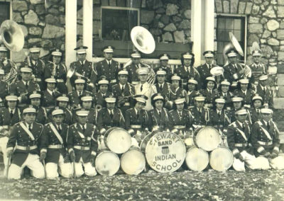 Historic-Stewart-Indian-School-Band