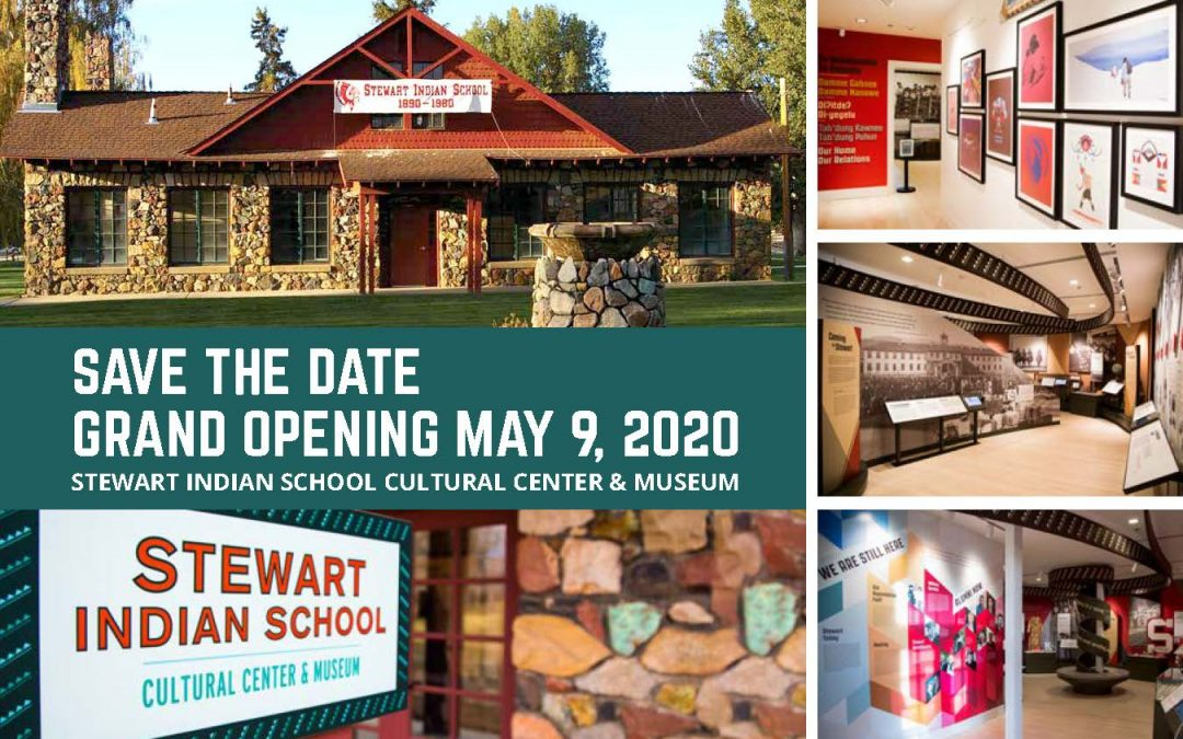 SAVE THE DATE – GRAND OPENING